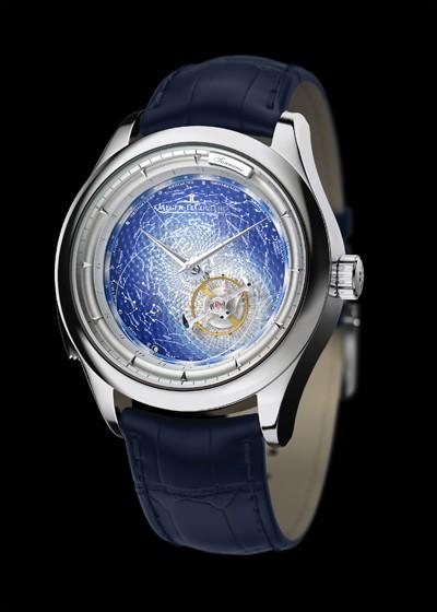 Люксовый часовой бренд Jaeger представил Grand Complication