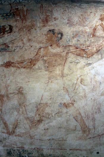 В Египте найдена гробница жреца Рудж-Ка