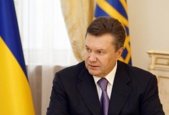 Янукович подписал Указ о вопросах деятельности органов исполнительной власти