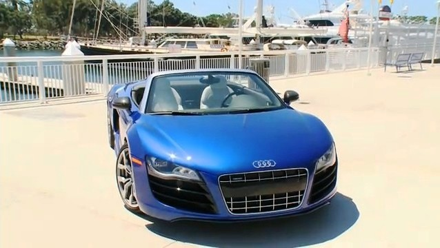 Audi R8 V10 стартовала с $ 146 000
