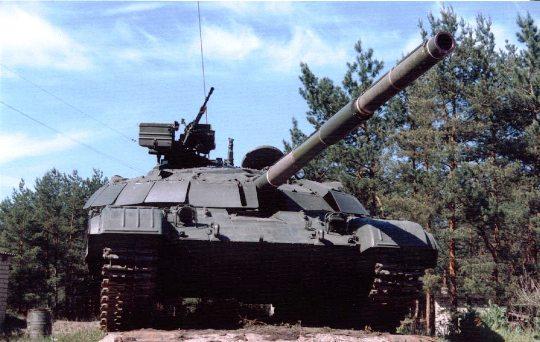 10 танков БМ «Булат» поступили на вооружение ВС Украины
