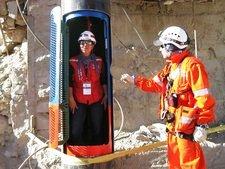 В Чили спасены все 33 шахтера