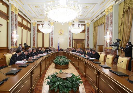Сергей Шойгу возглавил рейтинг министров России