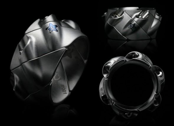 Космическое кольцо Revolver от RogueDNZ