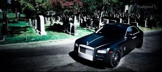 Platinum Motorsport представило тюнингованный 2010 Rolls Royce Ghost