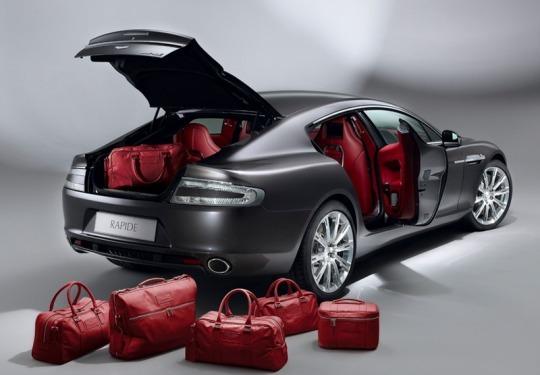 Aston Martin Rapide Luxe - дань совершенству