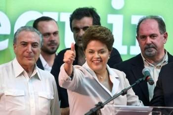 В Бразилии впервые президентом стала женщина