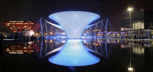 В Шанхае прошла церемония закрытия ЭКСПО-2010