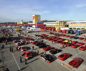 В Валенсии пройдет финал Ferrari World 2010
