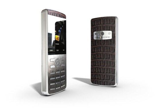 Konings & Kappelhoff презентовали новый роскошный телефон Bellpere