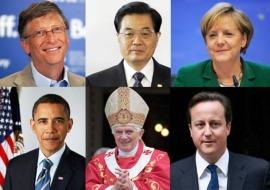 Форбс представил рейтинг самых влиятельных людей планеты