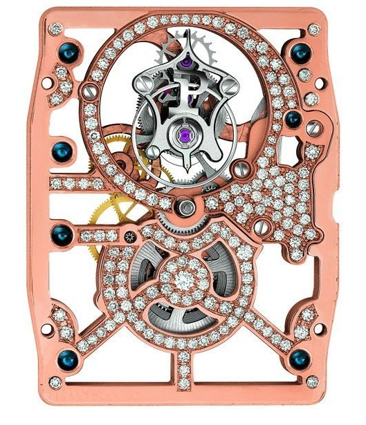 Piaget представил самые тонкие часы в мире Emperador Caliber 600P