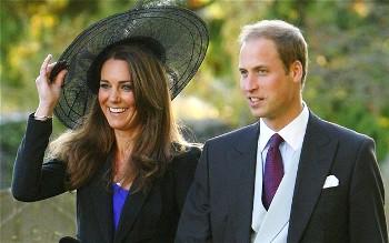 Принц Уильям и Кейт Мидлтон назначили свадьбу на 29 апреля 2011