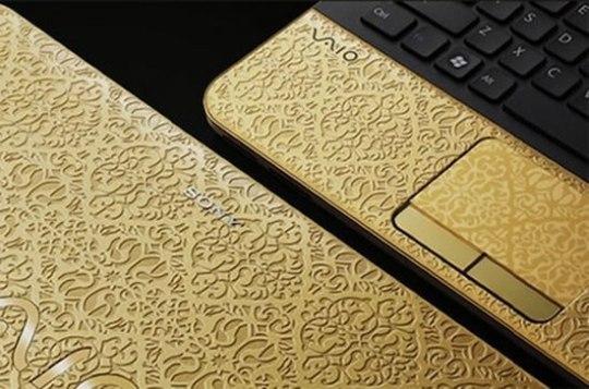 Sony презентовала коллекцию роскошных ноутбуков Vaio