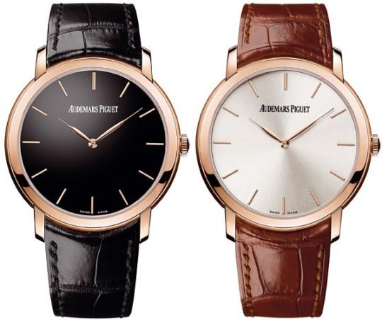 Audemars Piguet представил коллекцию часов Jules Audemars с вечным календарем