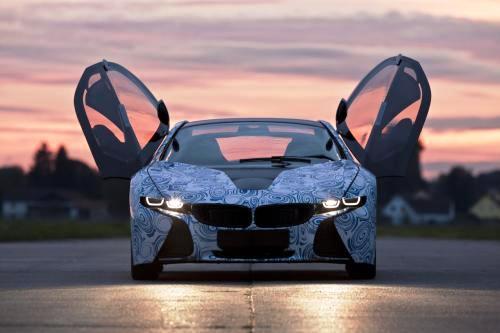 BMW объявила о запуске в производство гибрида Vision EfficientDynamics