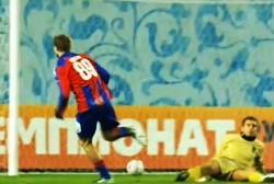 Московский ЦСКА разгромил 3:1 Палермо