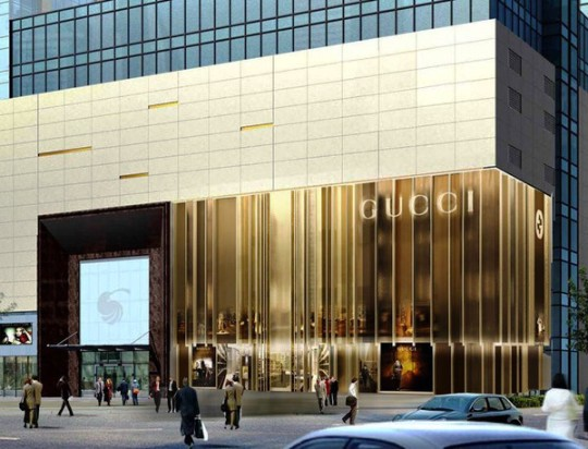 Луи Виттон, Шанель и Гуччи самые востребованные бренды в Китае