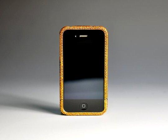 Бренд Crystograph презентовал iPhone4 CRYSTOGRAPH python edition