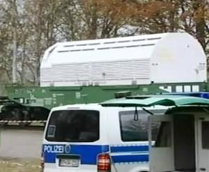 Ядерные отходы из Франции прибыли в Германию