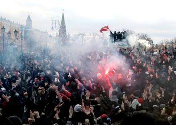 Две трети россиян не поддерживают участников беспорядков в Москве