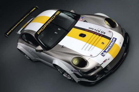 Porsche обновил спорт-купе Porsche 911 GT3 RSR