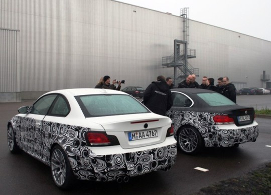 BMW анонсировал выход спортивного M 1 Coupe