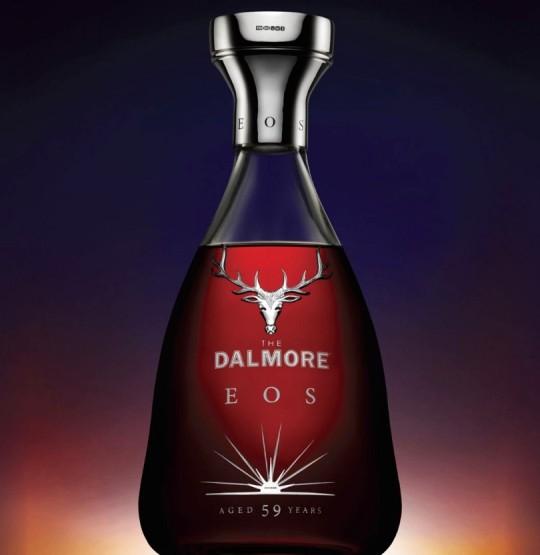 Dalmore презентовал виски «EOS» 59-летней выдержки