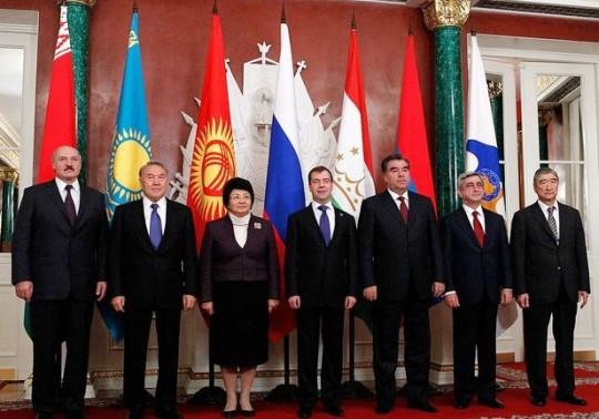 В Кремле сформировали Единое экономическое пространство