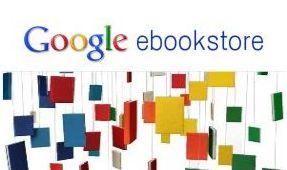 Открылся магазин электронных книг Google eBookstore