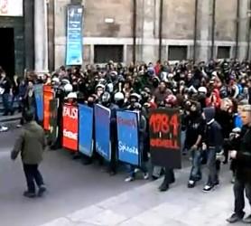 Студенты Италии протестуют против реформы образования