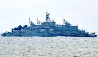 Южная Корея возобновила боевые учения на Йонпхендо