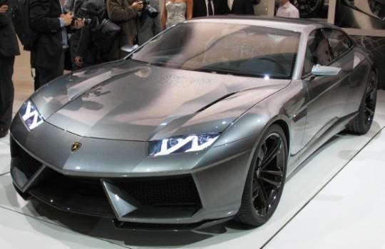 Lamborghini обновит линейку люксовых авто