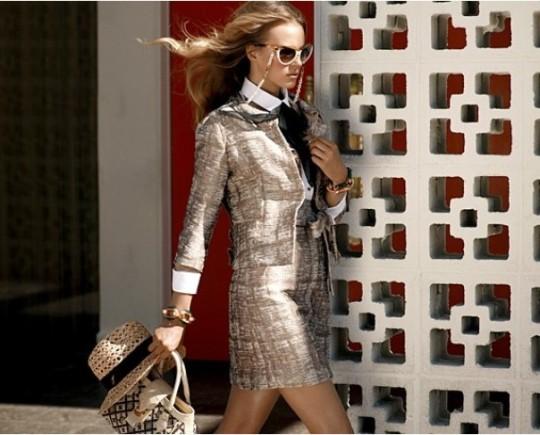 Луи Виттон презентовал журнал Louis Vuitton Cruise 2011