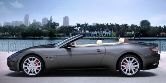 Maserati демонстрирует рост продаж кабриолетов GranTurismo в США
