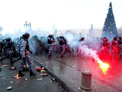 Московское восстание изменит общество России