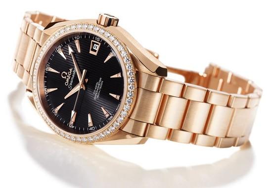 Новая коллекция часов Omega Seamaster Aqua Terra