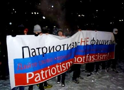 Пикет 18 декабря у ТЦ Останкино прошел без жертв