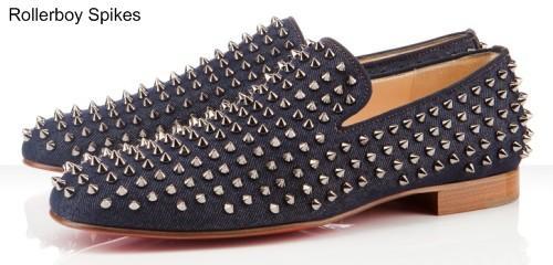 Кристиан Лабутин выпустил оригинальные туфли с шипами