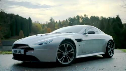 Aston Martin V12 Vantage сразился с LMP1