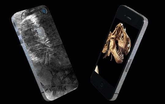 Супруги Стюарт и Кэтрин Хьюз презентовали iPhone 4 HISTORY Edition