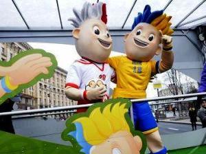 Славек и Славко стали талисманами Евро-2012