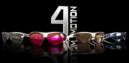 Louis Vuitton представил коллекцию спортивных очков 4Motion