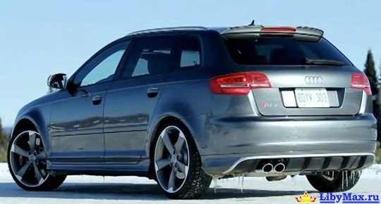 Audi официально представила RS3 Sportback
