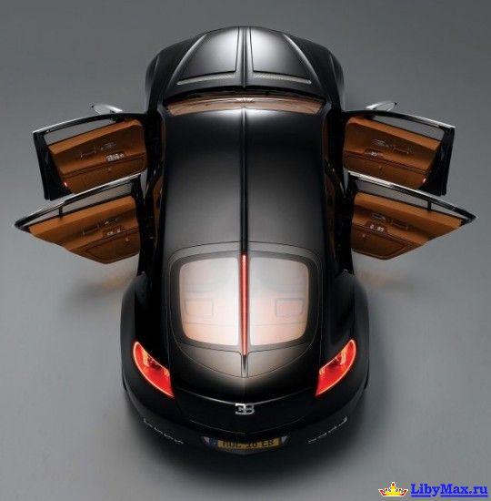 Bugatti в 2014 выпустит седан на базе Audi A8