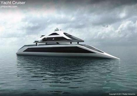Phil Pauley представил ультра-яхты серии Cruiser