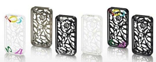 Franck Muller изготовил титановый чехол для iPhone 4