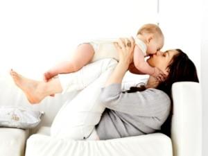 Материнское молоко дает сильные ноги