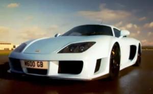 Британский суперкар Noble M600 потеснит лучших брендов