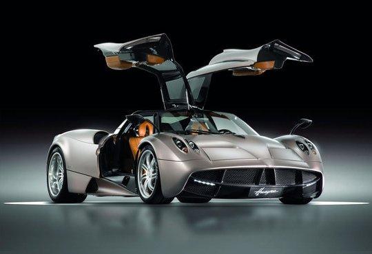 Pagani Huayra стал наследником суперкаров Zonda